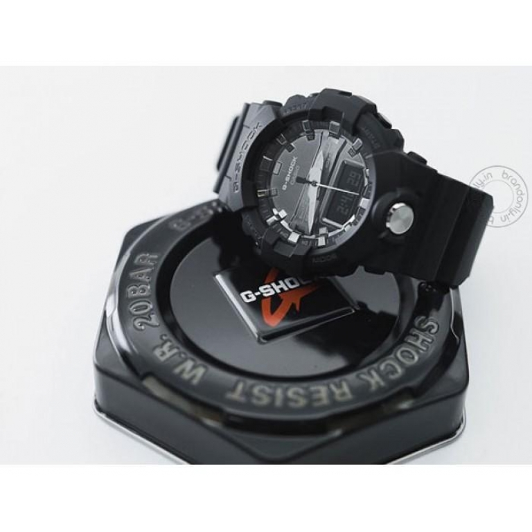 Casio G-Shock Analog Digital Black Belt Men's Watch For Man G873 GA-810MMA-1ADR Multi Color Dial Day And Date Gift Watch