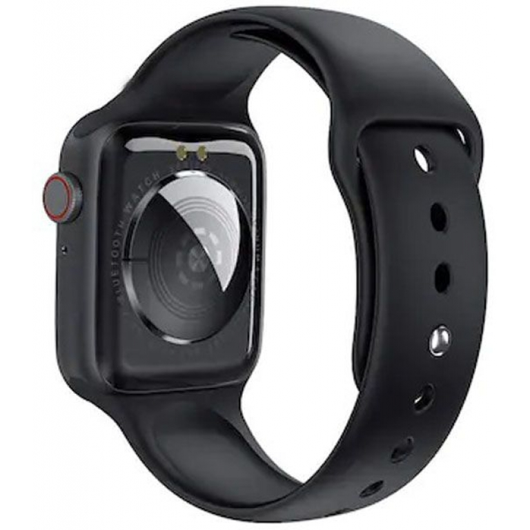Brand New W28 Plus Smartwatch Black Color With Crown Working & Best Ever Touch In The Watch
