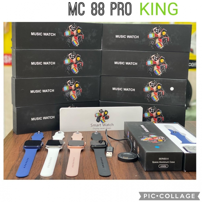 Best Smartwatch MC88 PRO KING for Android and Iphone