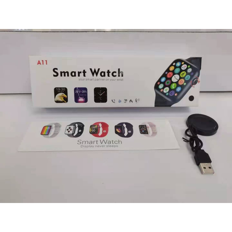 Brand New A11 Smart Watch Black For Android Iphone For Men Women