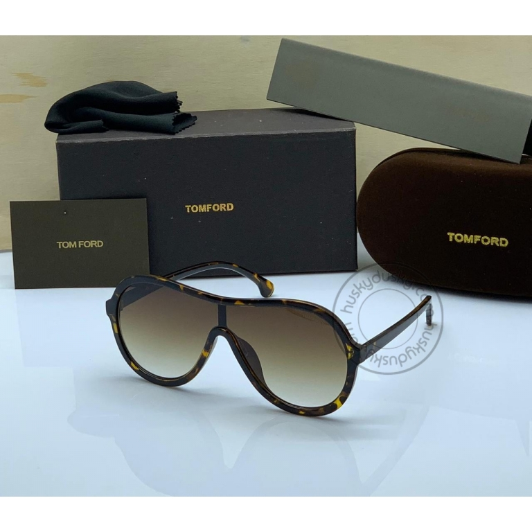 Tom Ford Latest Design Brown Color Round Sunglass Men's Women's For Man Woman or Girl TF-305 Black Frame Sunglass