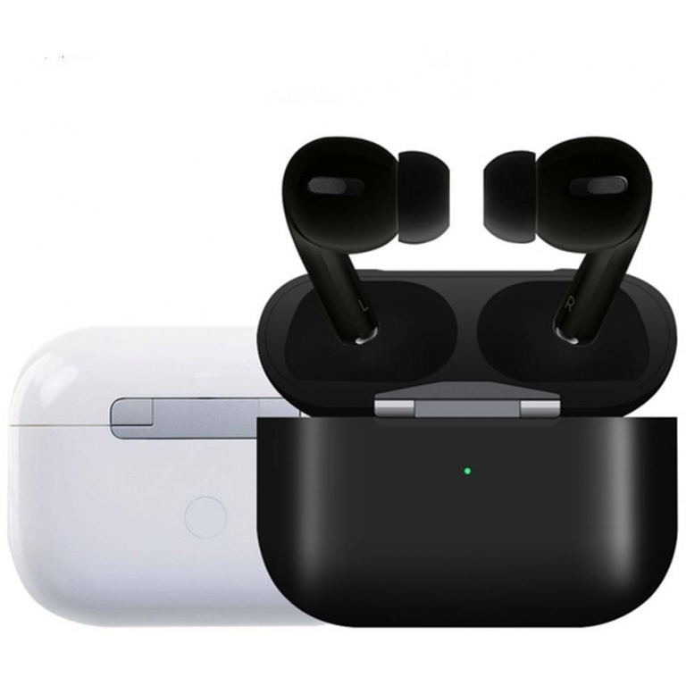 Air Pods Pro Trendy EarBuds Black Edition For Man or Women