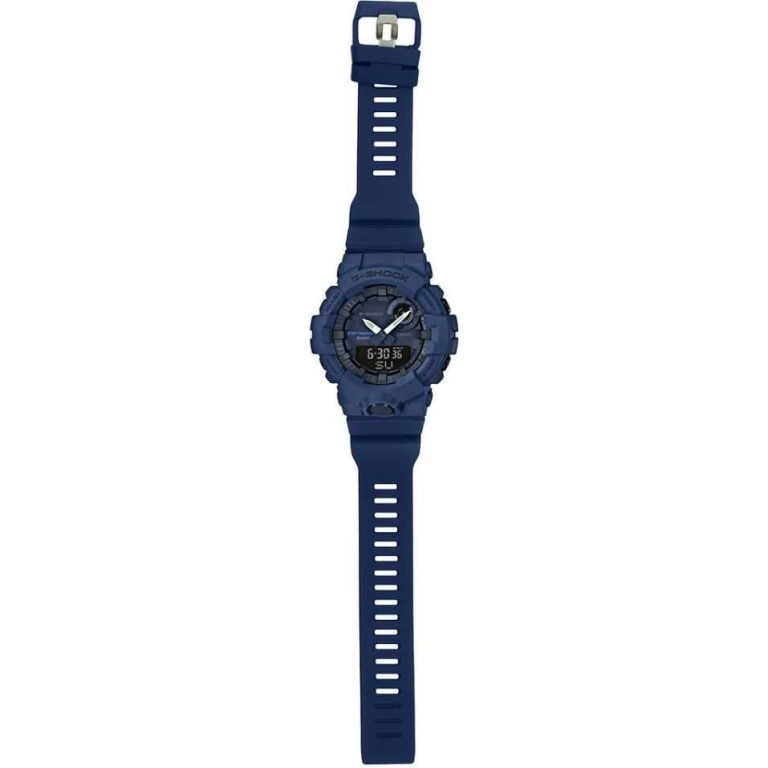 Casio G-Shock Analog Digital Purple Belt Men's Watch For Man G833 G-Shock ( GBA-800-2ADR ) Purple Color Dial Day And Date Gift Watch Shock