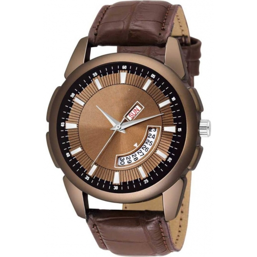 Analog Day and Date analog Men Wrist Watch Perfect Look